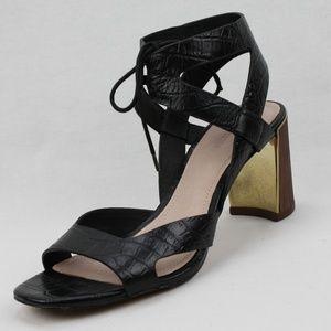 Pour La Victoire Parsa Black Heels Womens 7.5